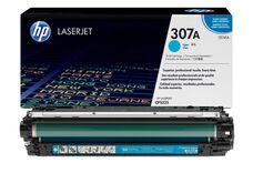 Eredeti HP 307A ciánkék toner (CE741A)