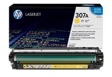 Eredeti HP 307A sárga toner (CE742A)