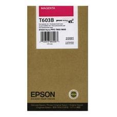 Eredeti Epson T603 magenta patron