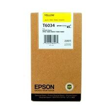 Eredeti Epson T603 sárga patron