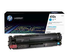 Eredeti HP 410X nagy kapacitású ciánkék toner (CF411X)