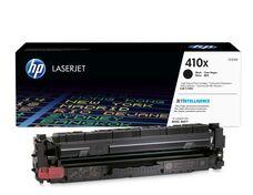 Eredeti HP 410X nagy kapacitású fekete toner (CF410X)