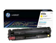 Eredeti HP 410X nagy kapacitású sárga toner (CF412X)