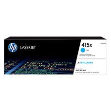 Eredeti HP 415X nagy kapacitású ciánkék toner (W2031X)