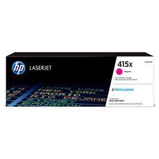 Eredeti HP 415X nagy kapacitású magenta toner (W2033X)