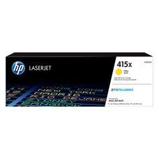 Eredeti HP 415X nagy kapacitású sárga toner (W2032X)