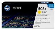 Eredeti HP 503A sárga toner (Q7582A)