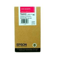 Eredeti Epson T603 Vivid magenta patron