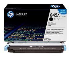 Eredeti HP 645A fekete toner (C9730A)