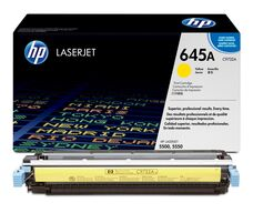 Eredeti HP 645A sárga toner (C9732A)