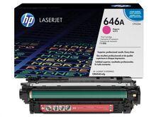 Eredeti HP 646A magenta toner (CF033A)