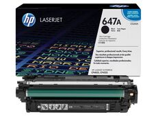 Eredeti HP 647A fekete toner (CE260A)