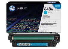 Eredeti HP 648A ciánkék toner (CE261A)