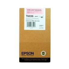 Eredeti Epson T603 Vivid világos-magenta patron