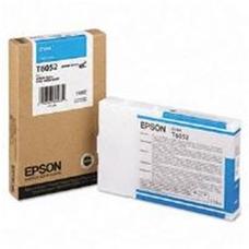 Eredeti Epson T605 ciánkék patron