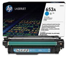 Eredeti HP 653A ciánkék toner (CF321A)