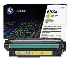 Eredeti HP 653A sárga toner (CF322A)