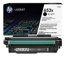 Eredeti HP 653X nagy kapacitású fekete toner (CF320X)