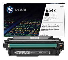 Eredeti HP 654X nagy kapacitású fekete toner (CF330X)