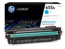 Eredeti HP 655A ciánkék toner (CF451A)