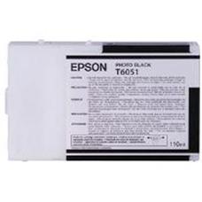 Eredeti Epson T605 foto-fekete patron