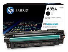 Eredeti HP 655A fekete toner (CF450A)