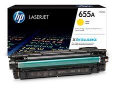 Eredeti HP 655A sárga toner (CF452A)