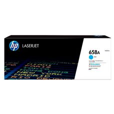 Eredeti HP 658A ciánkék toner (W2001A)