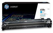Eredeti HP 658X nagy kapacitású ciánkék toner (W2001X)