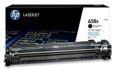 Eredeti HP 658X nagy kapacitású fekete toner (W2000X)