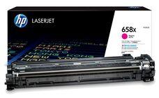 Eredeti HP 658X nagy kapacitású magenta toner (W2003X)