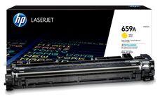 Eredeti HP 659A sárga toner (W2012A)