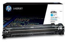 Eredeti HP 659X nagy kapacitású ciánkék toner (W2011X)