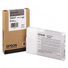 Eredeti Epson T605 szürke patron