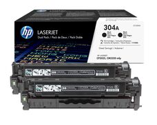 Eredeti HP CC530AD dupla csomag (2db CC530A)