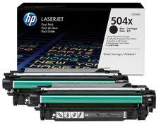 Eredeti HP CE250XD dupla csomag (2db CE250X)