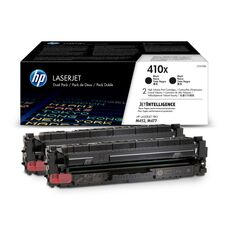 Eredeti HP CF410XD dupla csomag (2db CF410X)