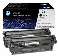 Eredeti HP Q2612AD dupla csomag (2db Q2612A)