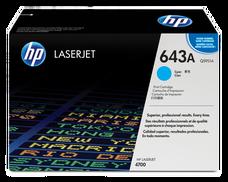 Eredeti HP 643A ciánkék toner (Q5951A)