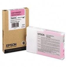 Eredeti Epson T605C világos magenta patron