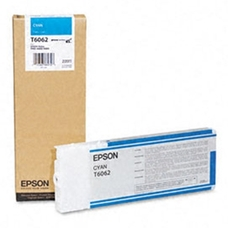 Eredeti Epson T606 ciánkék patron