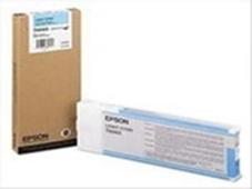 Eredeti Epson T606 világos-ciánkék patron