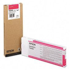 Eredeti Epson T606B magenta patron