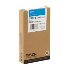 Eredeti Epson T612 ciánkék patron