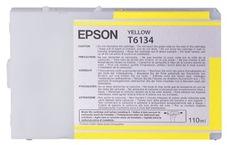 Eredeti Epson T613 sárga patron