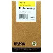 Eredeti Epson T614 sárga patron