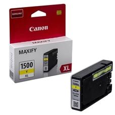 Eredeti Canon PGI-1500YXL sárga patron