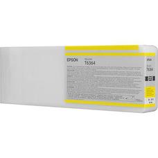 Eredeti Epson T636 sárga patron