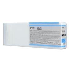 Eredeti Epson T636 világos-ciánkék patron