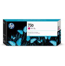 Eredeti HP 730 nagy kapacitású magenta patron (P2V69A)